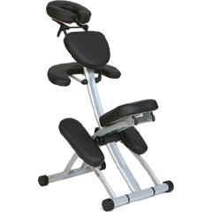 massage chair au. deluxe portable massage chair (heavy duty) au